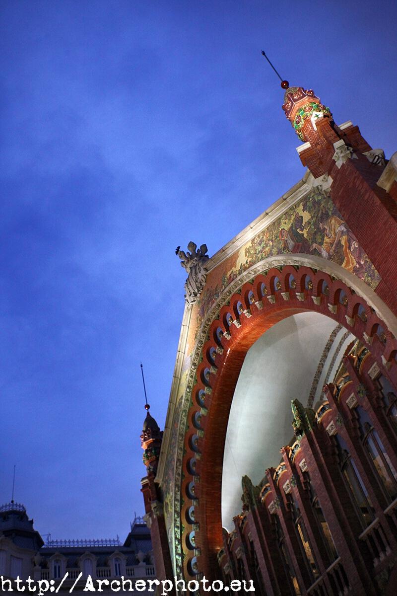 Mercado de Colón, por Archerphoto