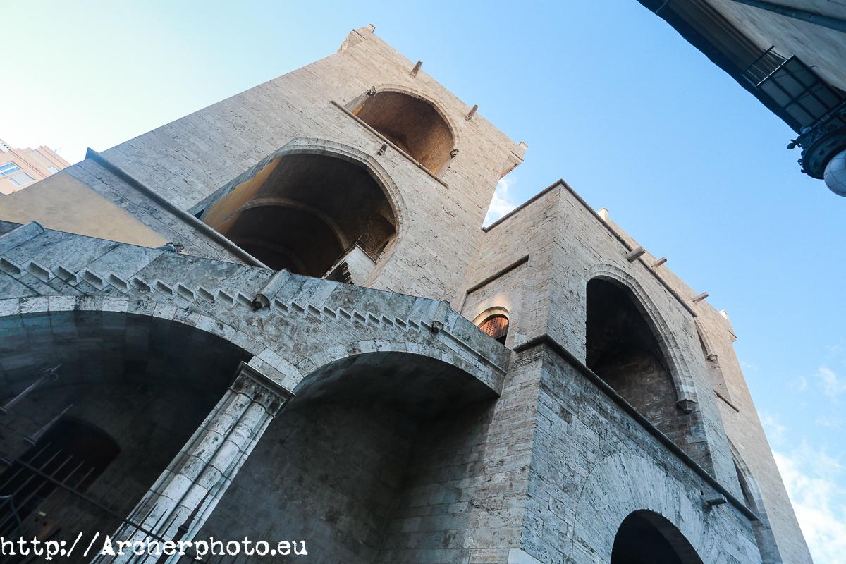 Galavant, torres de Serrans y Quart