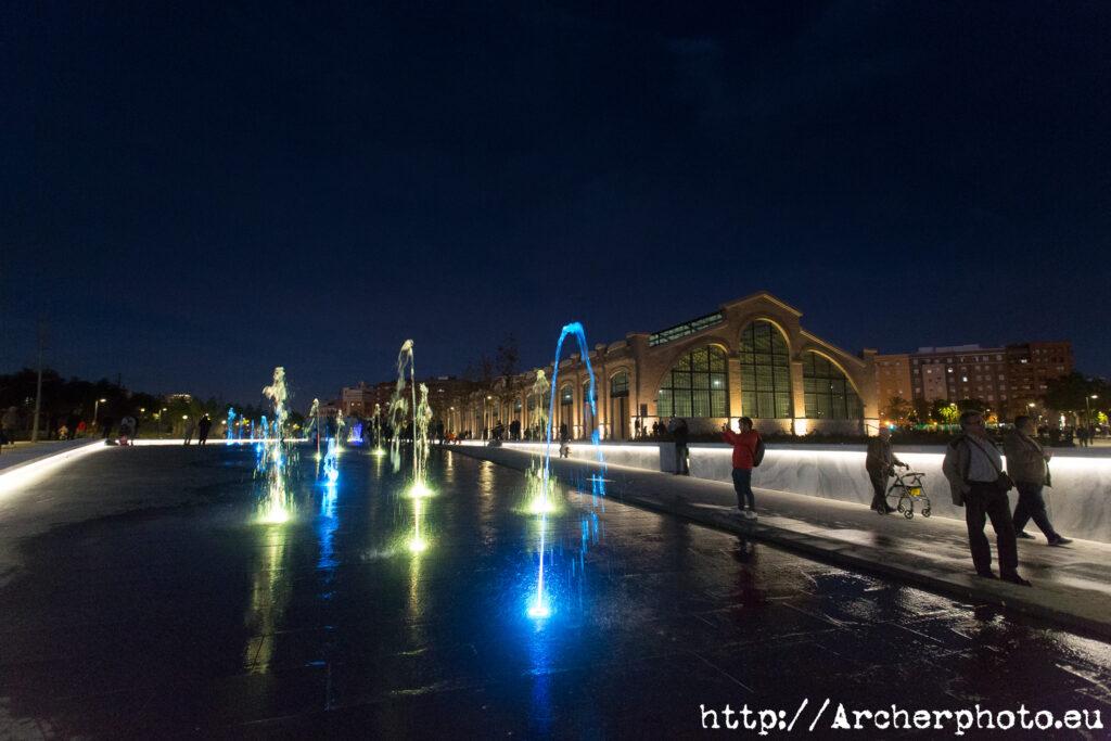 Parc Central de València por Archerphoto