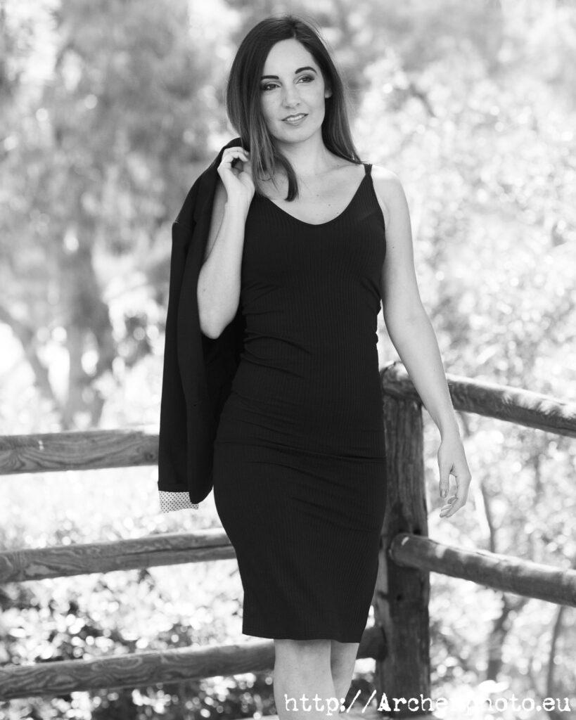 Carmen, 2017. Elegir un fotógrafo para tu book es esencial.
