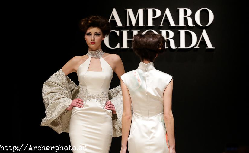 Valencia Fashion Week 2012/13, desfile de Amparo Chordá