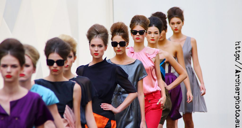 Desfile de Ion Fiz, Valencia Fashion Week Septiembre 2012, fotografía de moda
