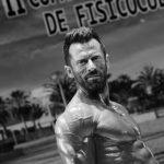 Antonio Jesús Rodríguez en el II Campeonato Interregional de Fisicoculturismo y Fitness de Canet d'En Berenguer (2013)