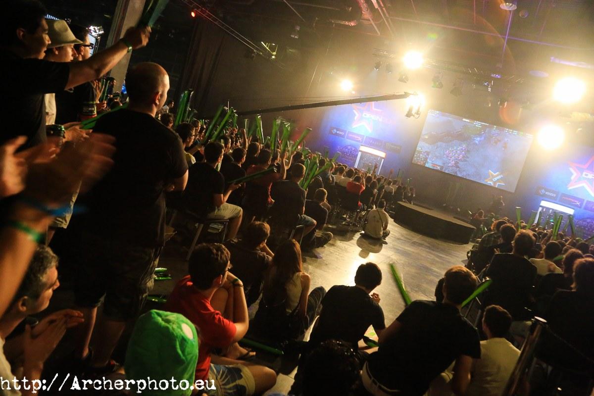 Dreamhack 2014 Valencia