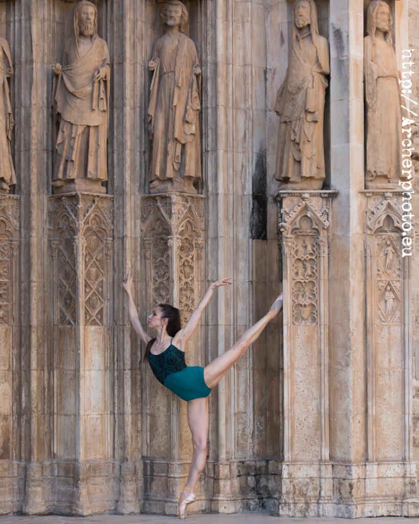 Fotografía de danza en Valencia, Ana Sophia Scheller
