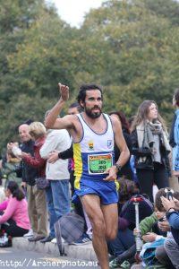runners Valencia maratón