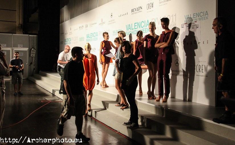 Backstage. Foto de Sergi Albir, Archerphoto, fotógrafo en Valencia. Fotografo Valencia.