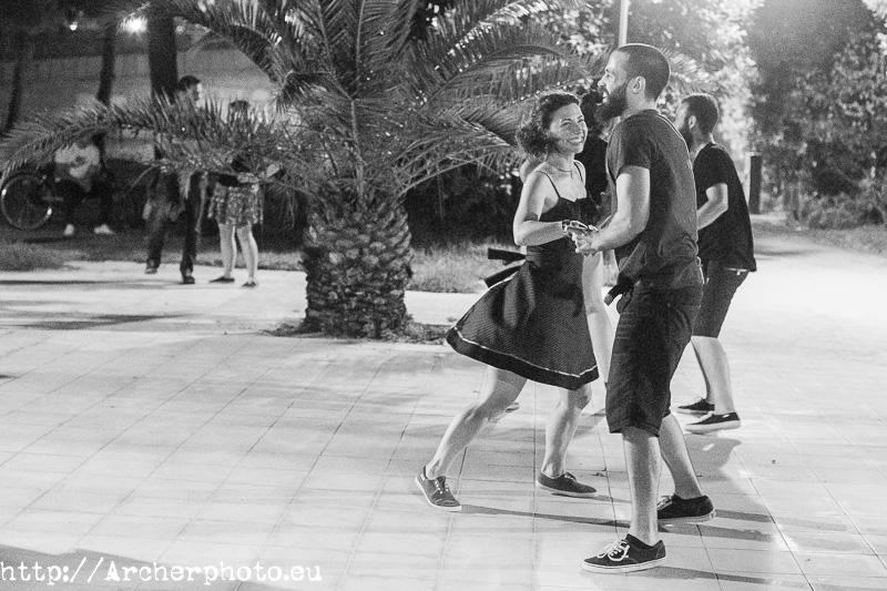 Lindy Hop, Valencia