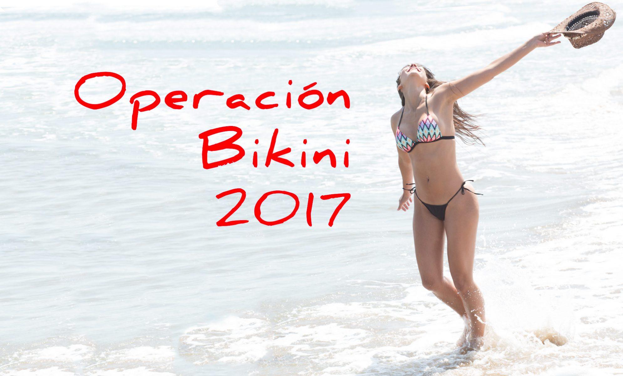 Operación Bikini 2017