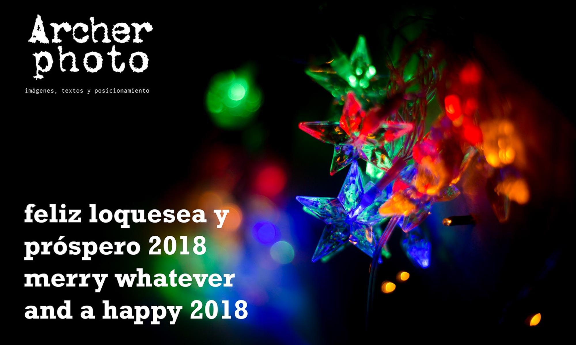 feliz loquesea y próspero 2018