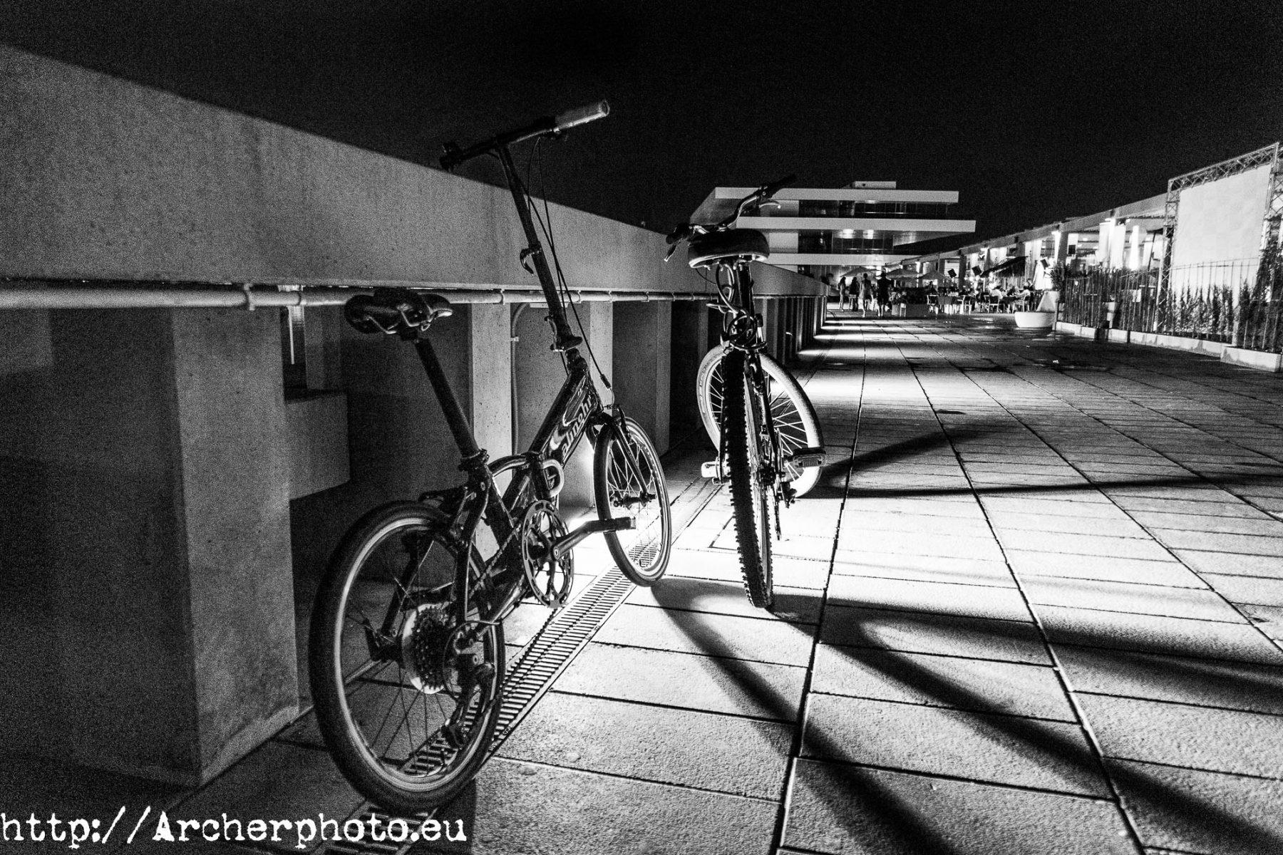 Unas bicis en 2012, por Archerphoto, fotógrafo profesional en Valencia
