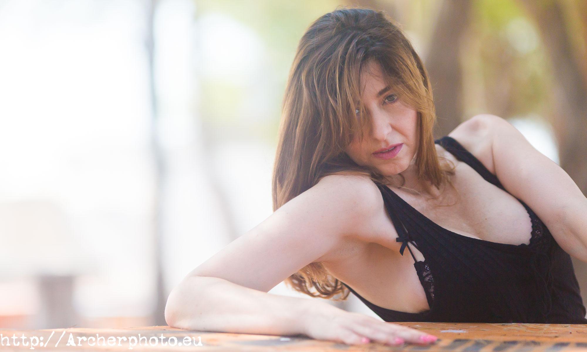 Belén Riquelme en La Matandeta,actriz valenciana,Albufera,Valencia