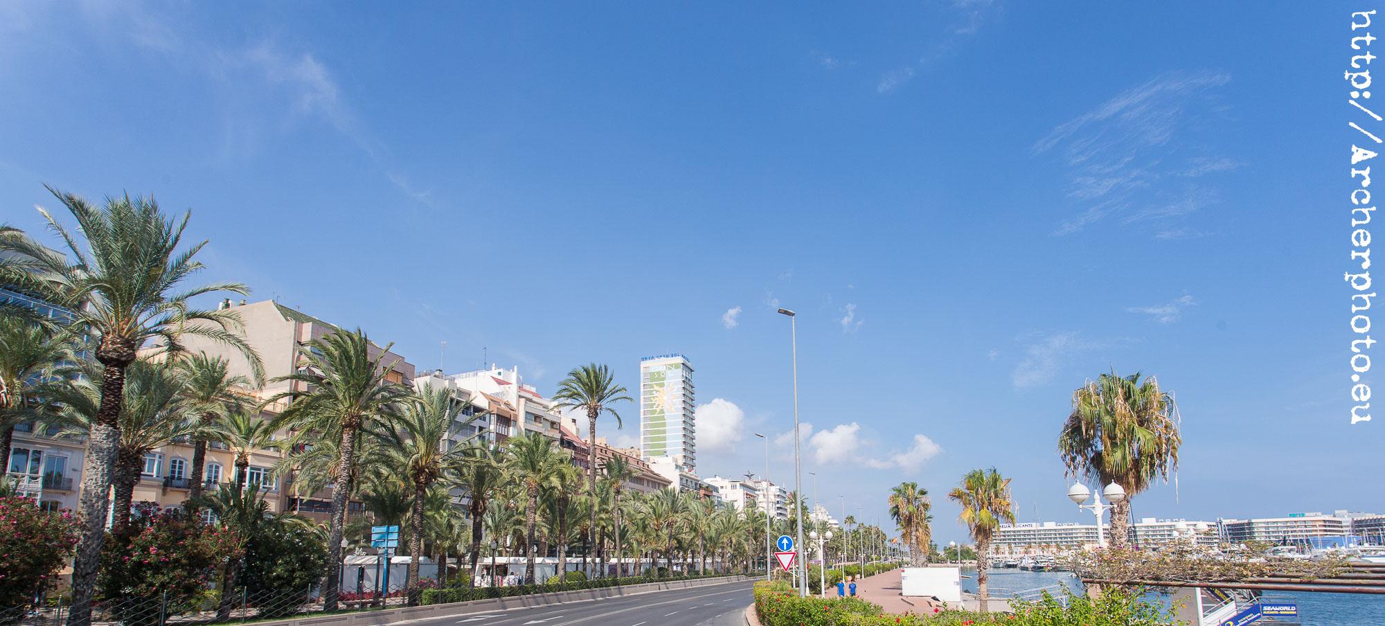 Fotógrafo Archerphoto, imagen de Alicante
