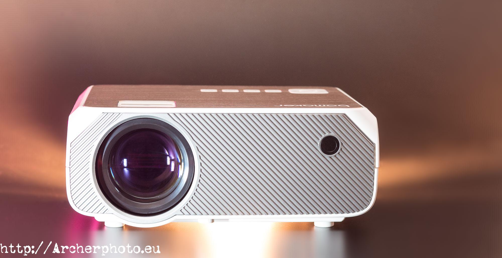 proyector abox bomaker fotografo producto Archerphoto