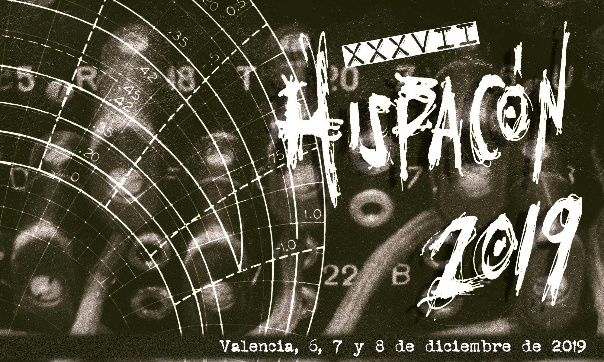 Hispacón 2019 autor póster cartel