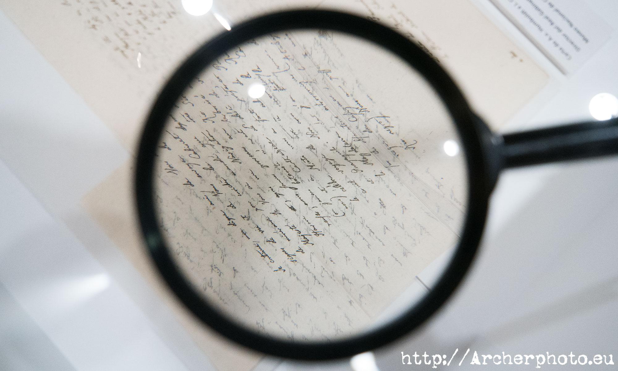 Carta de Alexander Von Humboldt