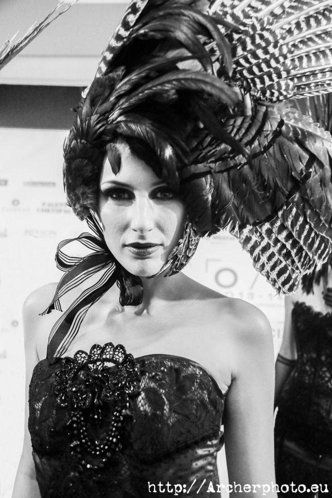 Carla Denecker por Archerphoto, fotografia moda, Retratos en València en 2013