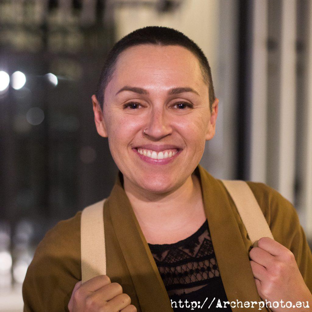 Irene Milián en el post  Fotografía para tu marca personal de Archerphoto, fotografía en València.