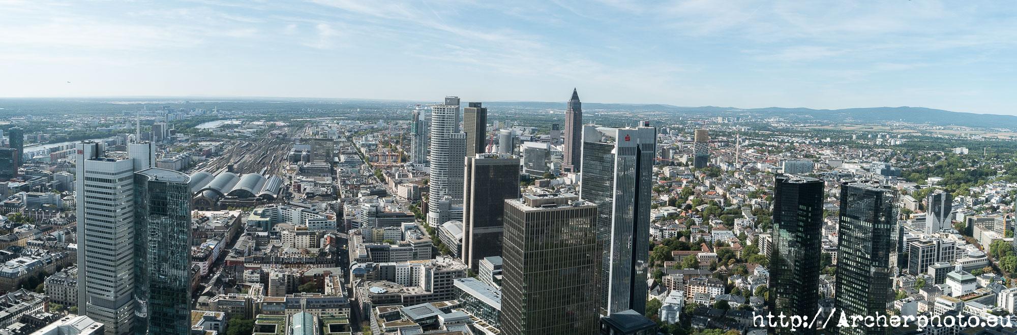 Frankfurt por Archerphoto, fotografía profesional