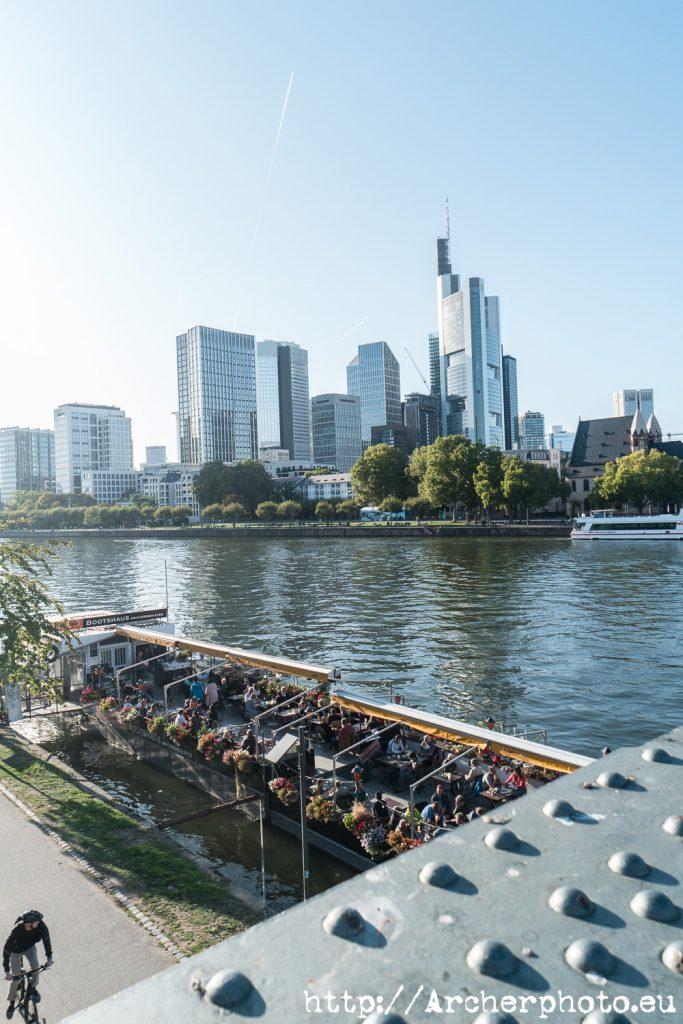 Frankfurt, río Meno, por Archerphoto, fotógrafo profesional