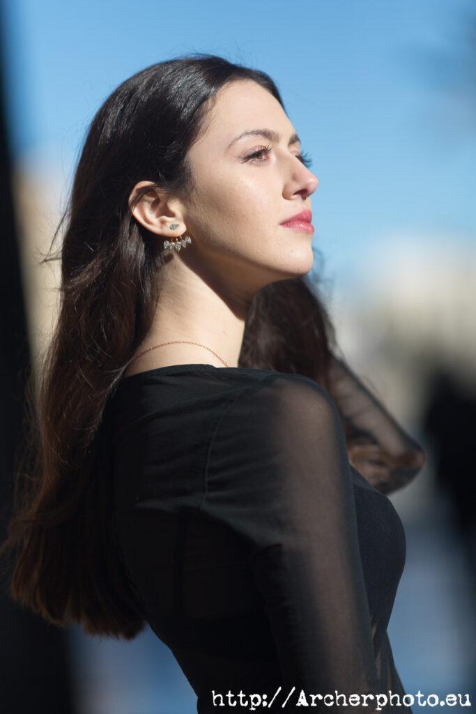 Cintia, sesión de fotos en Valencia en 2020, por Archerphoto, fotógrafo profesional