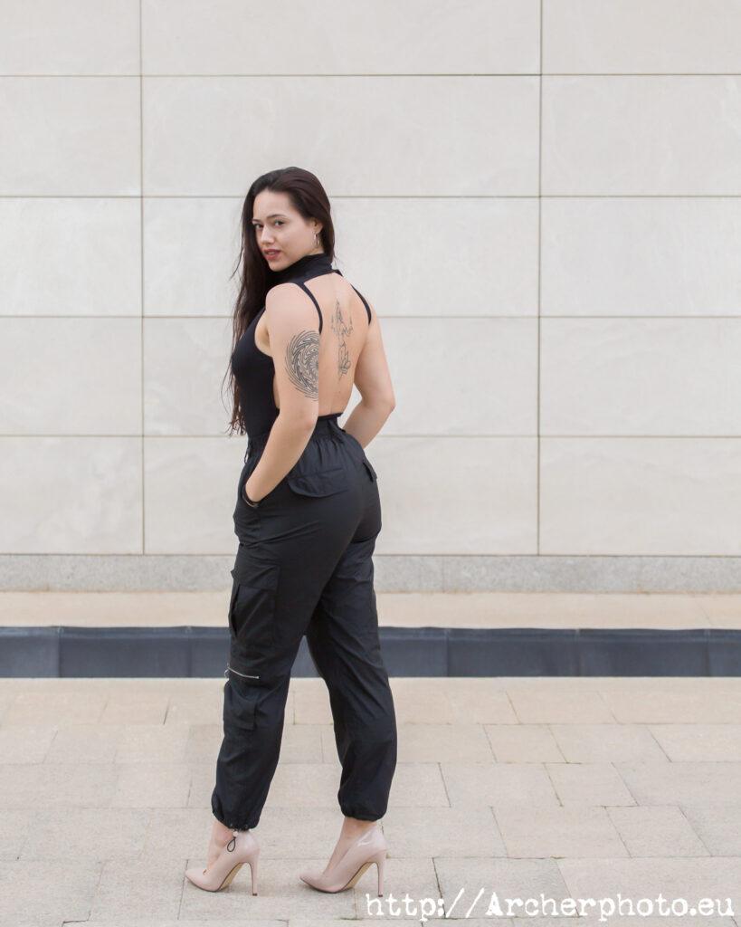 Gemma en una foto para el post sobre aumentar seguidores en Instagram en 2021, imagen de Archerphoto, fotógrafo profesional en València.