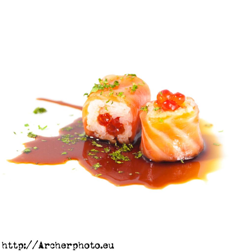 Sushi, fotógrafo especialista en producto en València