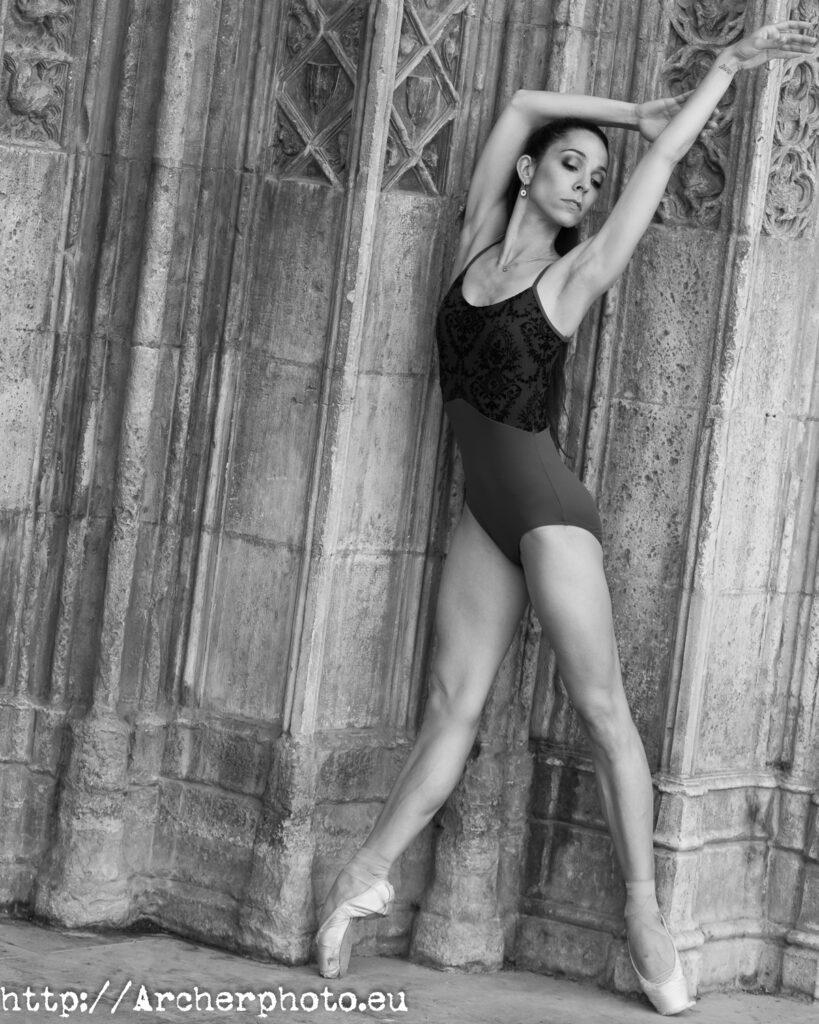 Ana Sophia Scheller en València, foto de danza, Archerphoto fotógrafo profesional