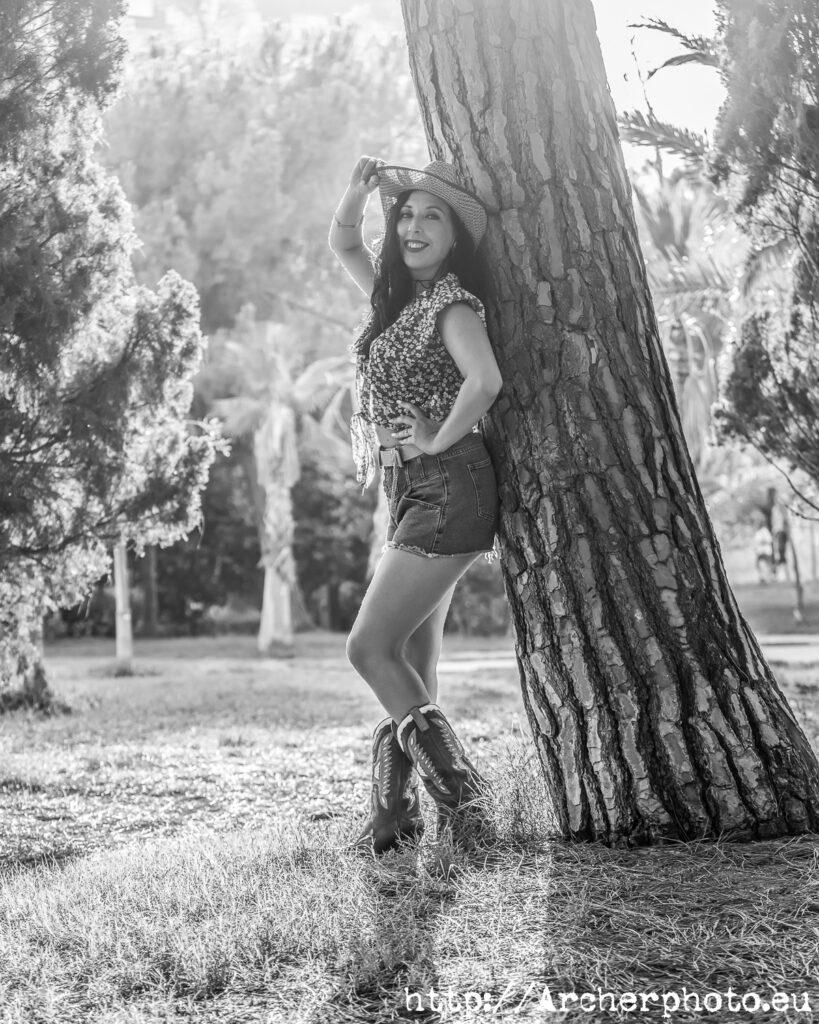 Imagen de sesión de fotos en València con MariaJo en 2021, por Sergi Albir, Archerphoto, fotógrafo para redes sociales y retratos
