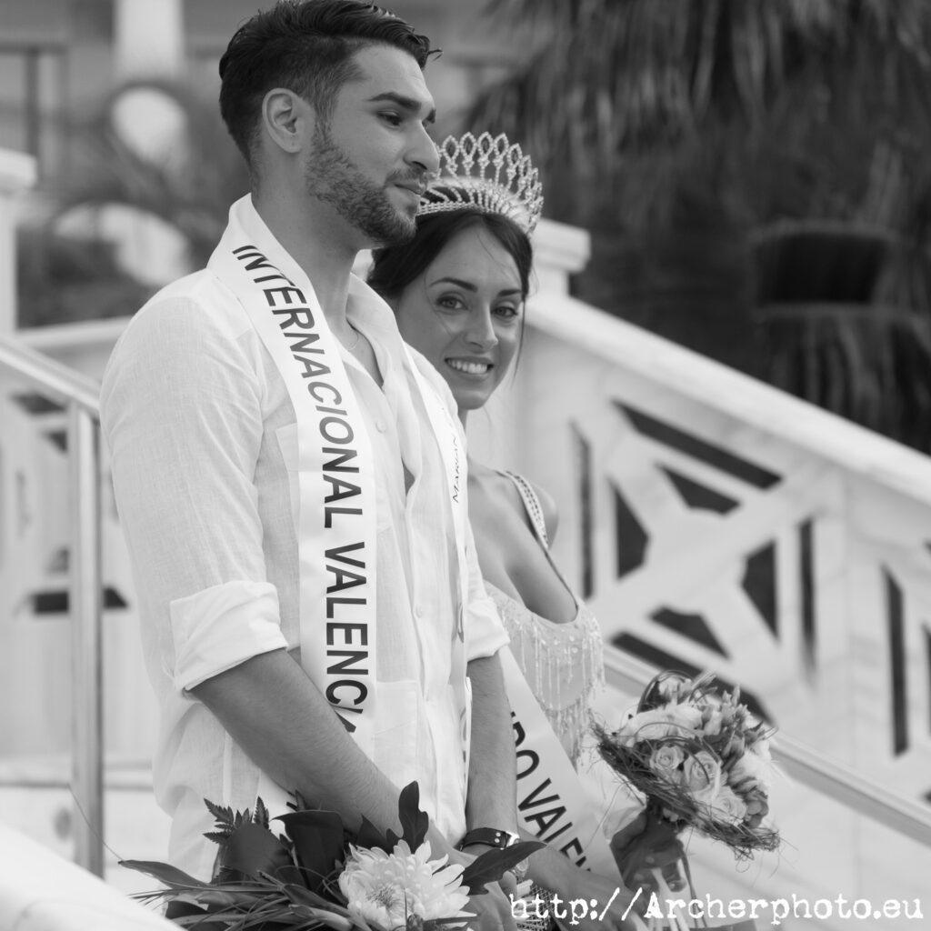Beatriz Medina y Omar Souidi ganadores de Miss Mundo Valencia y Mister Internacional Valencia 2021