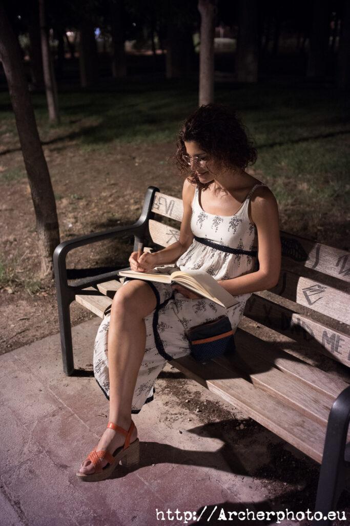 Lady_pequis. Probando la Anthy 35, una lente manual actual, review de Sergi Albir, Archerphoto