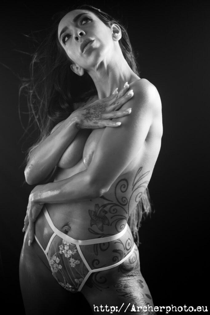 Delfi, en un post de fotografía en español de Archerphoto