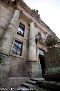 Santiago de Compostela, Archerphoto, fotografo profesional Europa