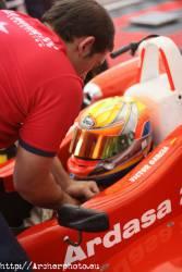 Formula 3, Cheste, 2007, por Archerphoto, fotografo en Valencia, deportes de motor